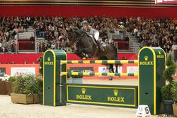 Meredith MB Rolex FEI World Cup Lyon Copyright PSV Morel