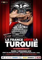 FFL - La Lutte fait son Cirque