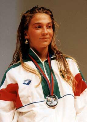 Margherita Granbassi (escrime, ITA)