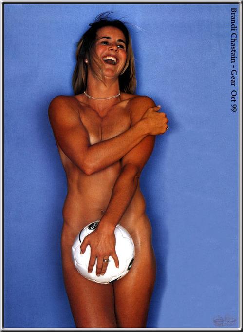 Brandi Chastain (foot, USA)