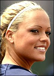 Jennie Finch (softball, USA)